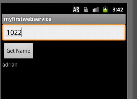 Access web service in android | TechAid24