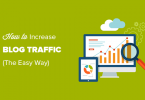 Discover 15 ways to increase your blog traffic