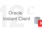 Oracle Instant Client for Microsoft Windows 64-bit