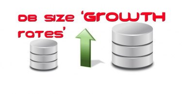 Check Growth Of SQL Database