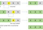 How to work Selection Sort Algorithm, Feature & Example